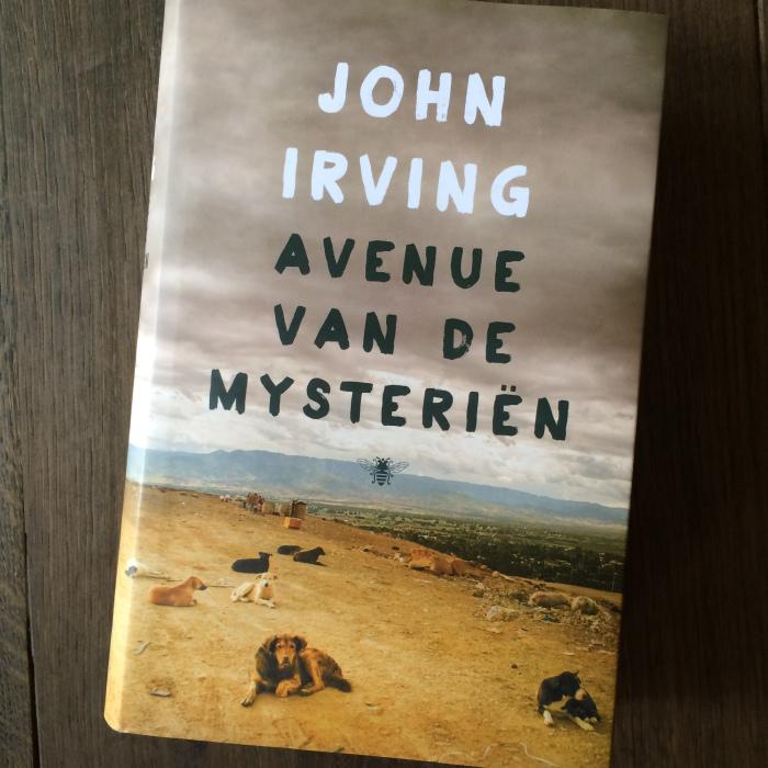 Nieuwste van John Irving? Afknapper van formaat