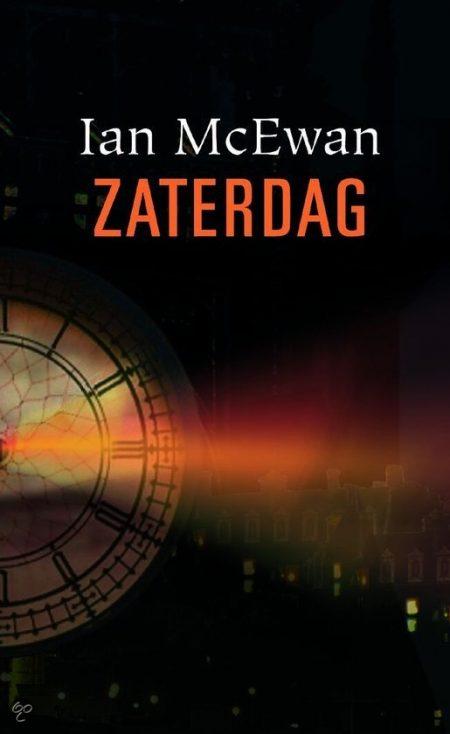 Boek 'Zaterdag' van IanMcEwan