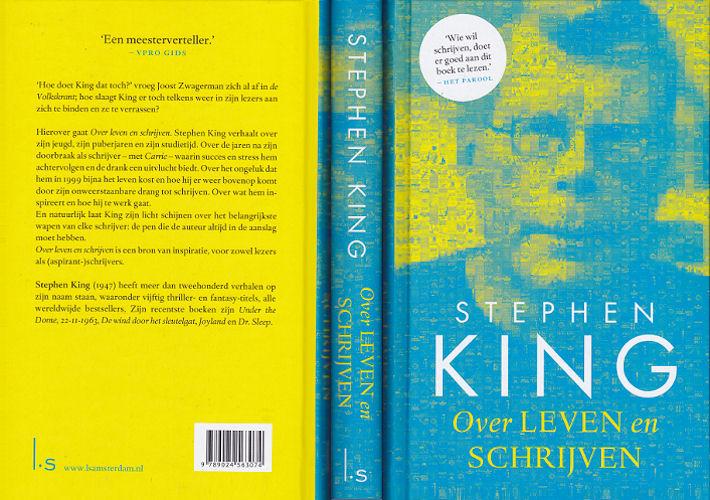 Over leven en schrijven, een must-read over creatief schrijven van Stephen King