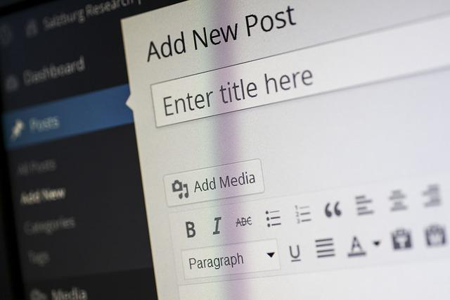 Zelf je eigen website maken? Easy peazy