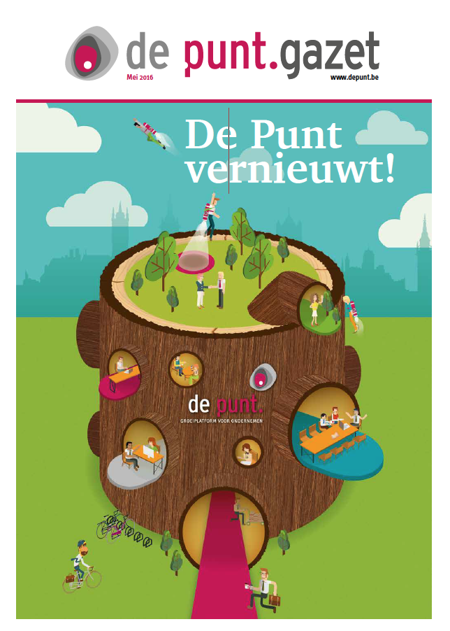 copywriting website de Punt