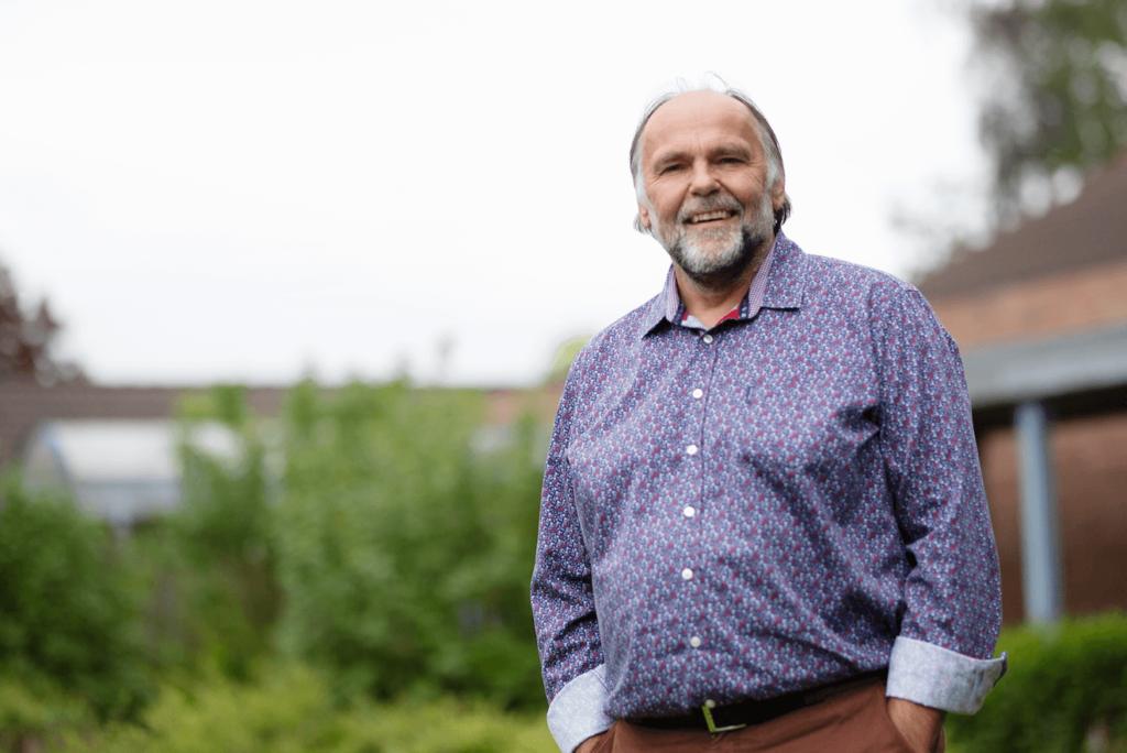 Luc Verbeke, ambassadeur van Gentle Teaching