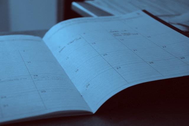 Wil je je productiviteit verhogen? Gebruik een dagplanner voor geconcentreerd werk.