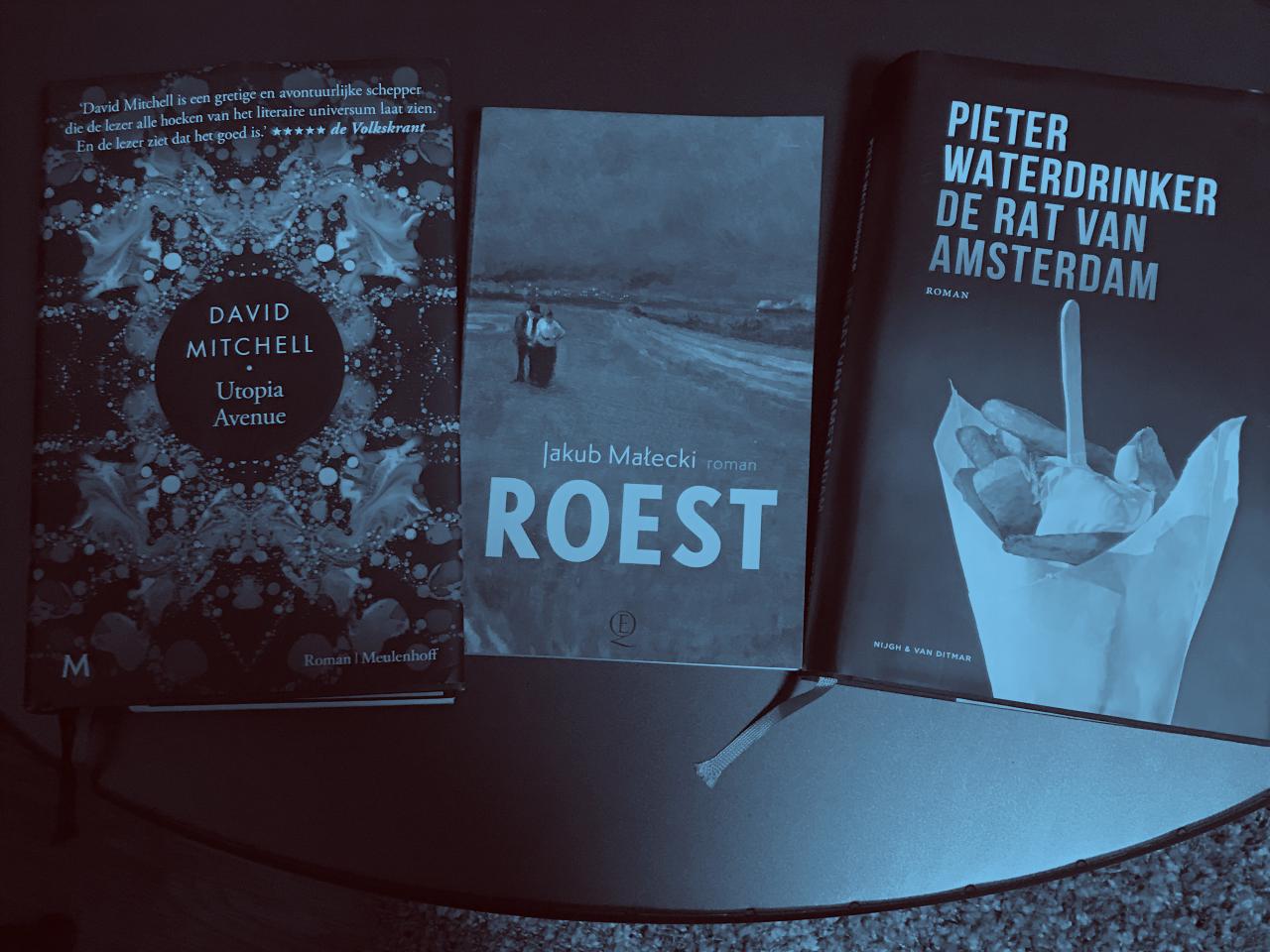 Oktober, november, december… Mijn gelezen boeken 2020 deel 4
