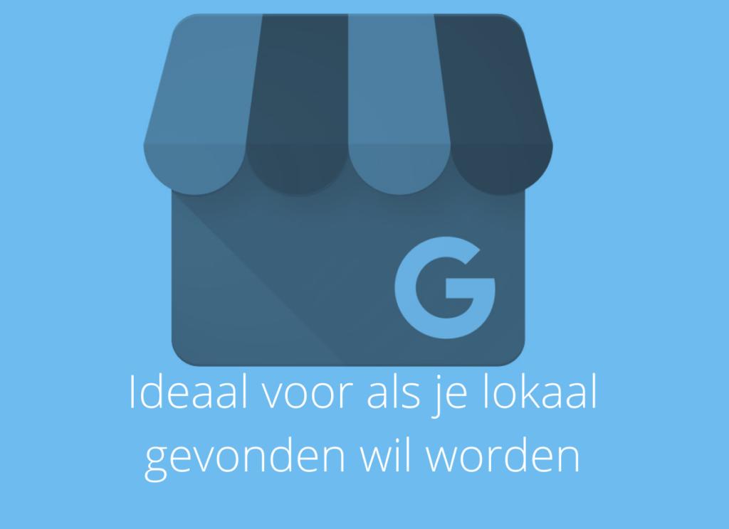 Google Mijn Bedrijf, ideaal om je lokale vindbaarheid sterk te verhogen.
