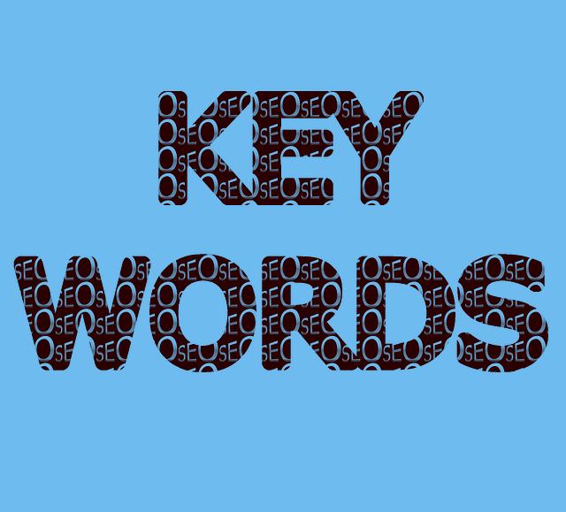 Verschillende sleutelwoorden hebben vaak een verschillende intentie. Zaak is die intentie te vinden en er een antwoord op te  geven.